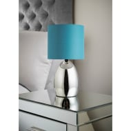 Lexy Metal Table Lamp - Teal
