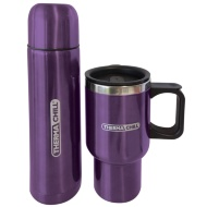Thermachill Flask Set 2pc