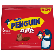 McVitie's Penguin Mini Biscuits 6pks