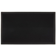 Premium Rubber Pin Doormat - Plain