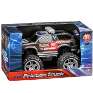 Turbo Friction Racing Truck