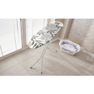 Addis Utility Ironing Board - Grey Leaves