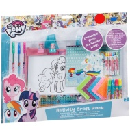My Little Pony Activity Craft Pack 34pc