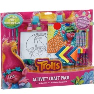 Trolls Activity Craft Pack 34pc