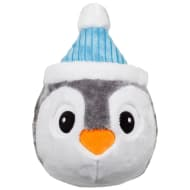 Christmas Giggling Penguin Dog Toy