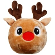 Christmas Giggling Reindeer Dog Toy