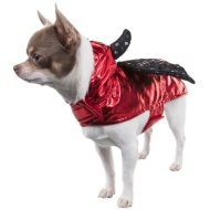 Dogs Halloween Costume - X Small-Small - Devil