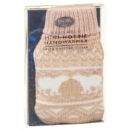 Reusable Mini Hottie Knitted Hand Warmer - Polar Bear