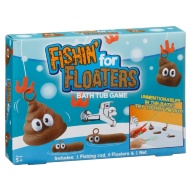 Fishin' For Floaters Bath Game