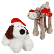 Cuddle Chums Squeaky Dog Toy