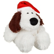 Christmas Cuddle Chums Squeaky Dog Toy - Dog