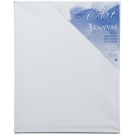 Brunel Franklin Art Canvases 3pk