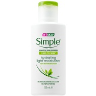 Simple Hydrating Light Moisturiser 125ml