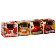 Essence Scented Candles Seasons Collection 4pk