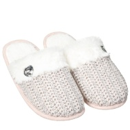 Ladies Knitted Slippers