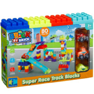 Brick By Brick Super Race Track Blocks