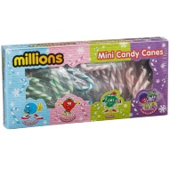 Millions Mini Candy Canes 240g