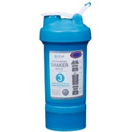 Multi-Purpose Shaker Bottle - Blue