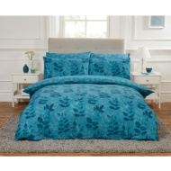 Leaf Double Duvet Set Twin Pack