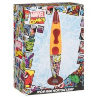Superhero Lava Lamp - Iron Man