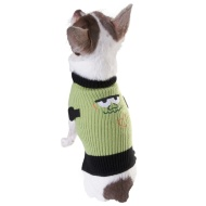 Dogs Halloween Jumper - X-Small/Small - Frankenstein