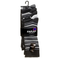 Farah Fashion Socks 5pk