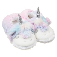 Older Kids Unicorn Slippers