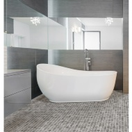 Cheap Vinyl Floor Tiles & Bathroom Vinyl Flooring at B&M