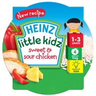 Heinz Little Kidz Sweet & Sour Chicken 230g