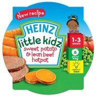Heinz Little Kidz Sweet Potato & Beef Hotpot 230g