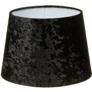Luxe Velvet Look Light Shade 9""