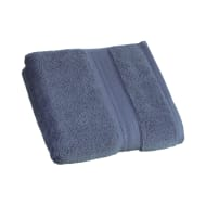 Signature Hand Towel - Denim