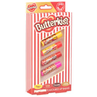 Just Balmy Lip Balm Collection 4pk - Butterkist