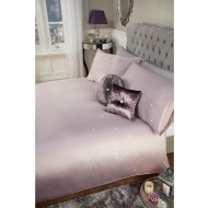 Alexa Press Diamante Duvet Set - Double