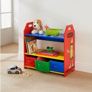 Crayola Kids 3 Tub Shelving