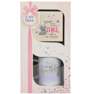 Me to You Mug & Hot Chocolate Set