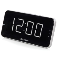 Goodmans Alarm Clock w/ AM/FM Radio
