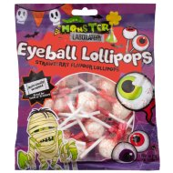 Halloween Eyeball Lollipops 200g