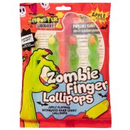 Zombie Finger Lollipops 4pk