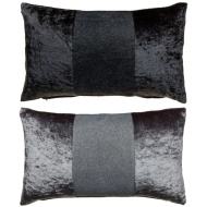 Sparkle Crushed Velvet Cushion