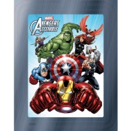Marvel Avengers Stationery Book Tin