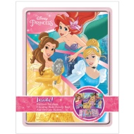 Disney Princess Stationery Book Tin