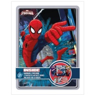 Spider-Man Stationery Book Tin
