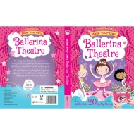 Make Your Own Ballerina Theatre Pieces Book