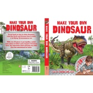 Make Your Own Dinosaur Pieces Book
