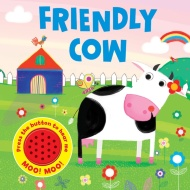 Sound Board Book - Friendly Cow