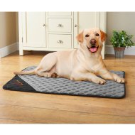 WarmAPet Thermal Dog Mattress - Grey