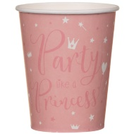 Paper Cups 20pk - Princess
