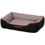 WarmAPet Self Heating Thermal Dog Bed - Grey
