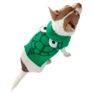 Dog Animal Jumper - X-Small - Small - Turtle
